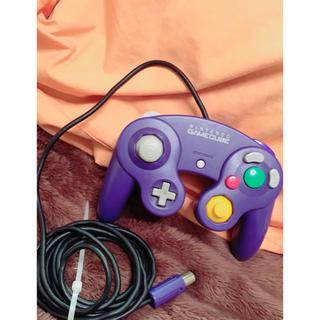ゲームキューブコントローラー  ブルー(家庭用ゲーム本体)