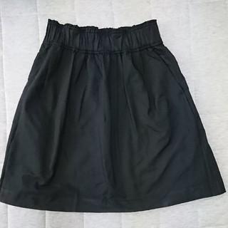イエナ(IENA)のイエナ♥️ウエストギャザー膝丈スカート(ひざ丈スカート)