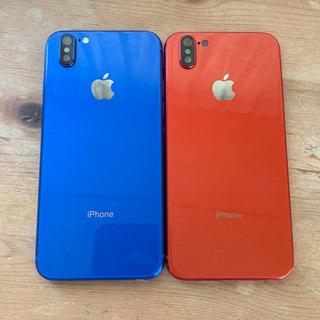 アップル(Apple)のiPhone6s用 バックパネル iPhoneXs(スマートフォン本体)