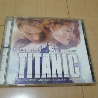 #1347 CD タイタニック サントラ(映画音楽)