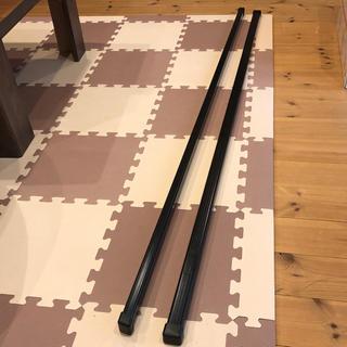 スーリー(THULE)のTHULE SquareBar TH765  163cm 2本セット(車外アクセサリ)