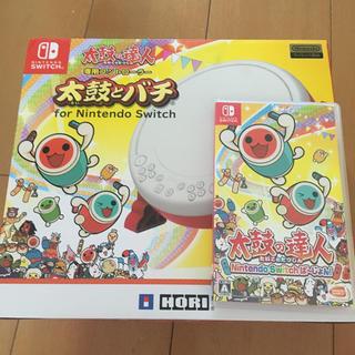 ニンテンドースイッチ(Nintendo Switch)のスイッチ たい達 たたこんソフト  セット(家庭用ゲームソフト)