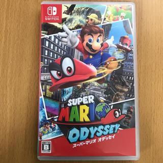 ニンテンドースイッチ(Nintendo Switch)のスーパーマリオ オデッセイ ニンテンドースイッチ(家庭用ゲームソフト)