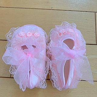可愛い⭐︎ベビー靴13㎝(フォーマルシューズ)