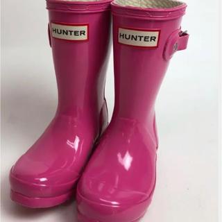 ハンター(HUNTER)のHUNTER ハンター 長靴 13センチ (長靴/レインシューズ)