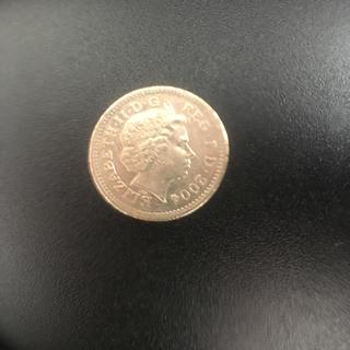 旧イギリスポンド硬貨 2004年フォース橋(貨幣)
