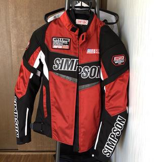 シンプソン(SIMPSON)のシンプソン メッシュジャケット バイク ジャケット メンズ レディース(装備/装具)