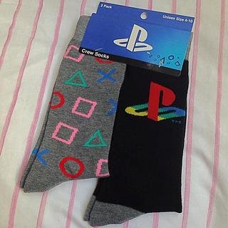 プレイステーション(PlayStation)のプレステ プレイステーション 靴下(その他)
