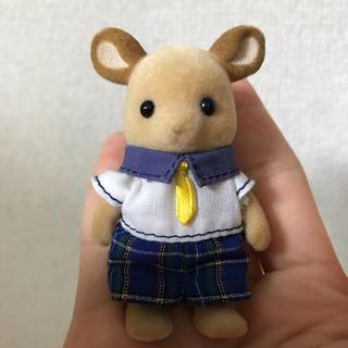 エポック(EPOCH)のシルバニアファミリー シカ 男の子(ぬいぐるみ/人形)