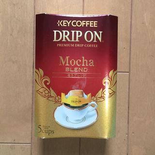 キーコーヒー(KEY COFFEE)のキーコーヒー モカブレンド 5P(コーヒー)