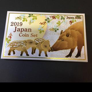 ★  平成31年 銘ミント セット(貨幣)