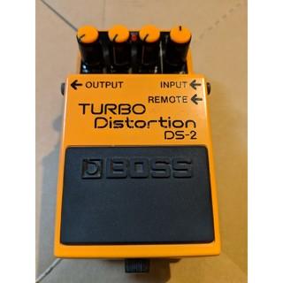 ボス(BOSS)のTurbo Distortion(エフェクター)