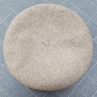 ユニクロ(UNIQLO)のユニクロベレー帽(ハンチング/ベレー帽)