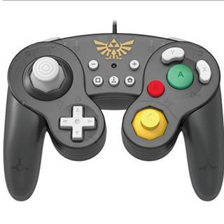 ニンテンドースイッチ(Nintendo Switch)の【任天堂ライセンス商品】ホリ クラシックコントローラー(家庭用ゲーム本体)