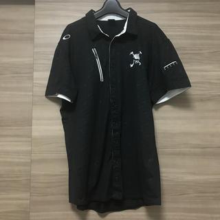 オークリー(Oakley)のオークリー ゴルフ ポロシャツ L 中古(ウエア)