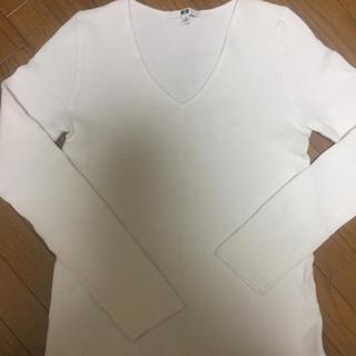 ユニクロ(UNIQLO)のUNIQLO ロンT(Tシャツ(長袖/七分))