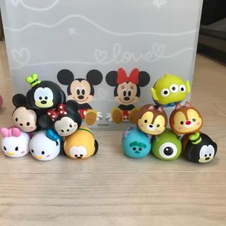 ディズニー(Disney)のツムツム マスコット12個【Aセット】(キャラクターグッズ)