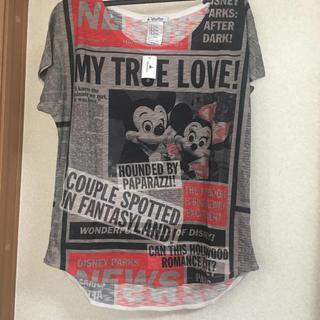 ディズニー(Disney)の【新品・未使用】ミッキー ミニー ティーシャツ(キャラクターグッズ)