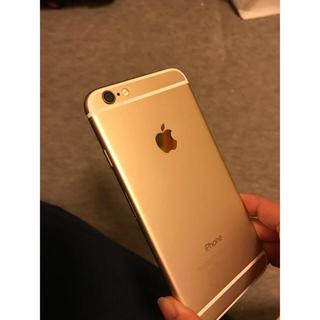 アップル(Apple)の6s 16gb(スマートフォン本体)