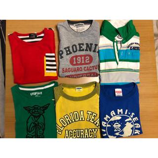 コムサイズム(COMME CA ISM)の子供服セット(Tシャツ/カットソー)