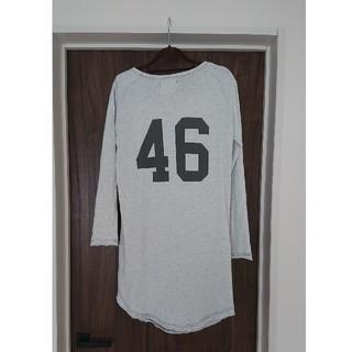アングリッド(Ungrid)のungrid 46ルーズカットOP(Tシャツ(長袖/七分))