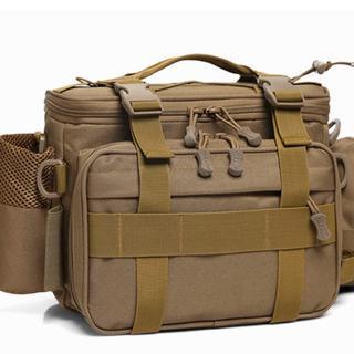 ★コレ、売れてます★釣りバッグ フィッシングバッグ 大容量(その他)