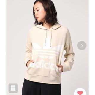 アディダス(adidas)のadidas⭐️トレフォイル フーディー⭐️アディダスオリジナルス パーカー(パーカー)