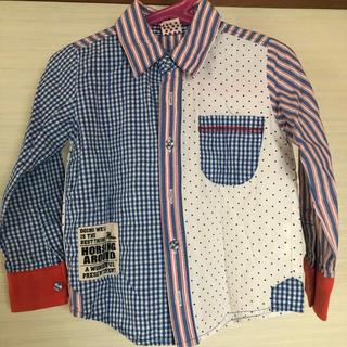 kidsシャツ(Tシャツ/カットソー)