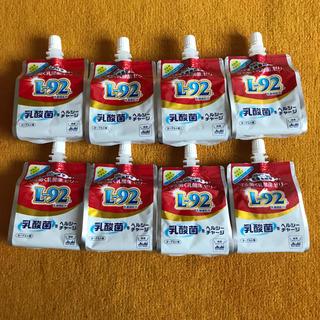 アサヒ(アサヒ)のカルピス 守る働く乳酸菌ゼリー L-92  8個セット(その他)