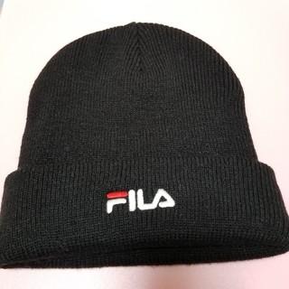 フィラ(FILA)のFILA ニット帽(ニット帽/ビーニー)