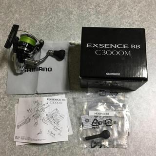 シマノ(SHIMANO)のエクスセンスBB C3000M(リール)