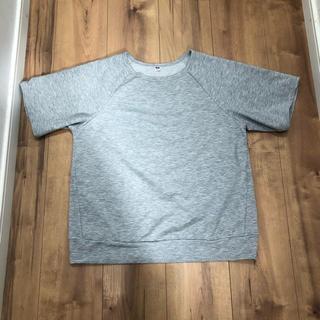 ユニクロ(UNIQLO)のUNIQLO エアリズム Tシャツ(Tシャツ(半袖/袖なし))