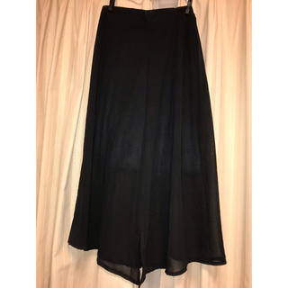 ゴゴシング(GOGOSING)のゴゴシング シースルースカート 夏服(ロングスカート)