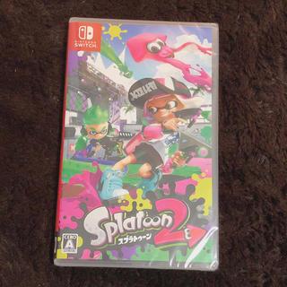 ニンテンドースイッチ(Nintendo Switch)のSplatoon2 (スプラトゥーン2)(家庭用ゲームソフト)
