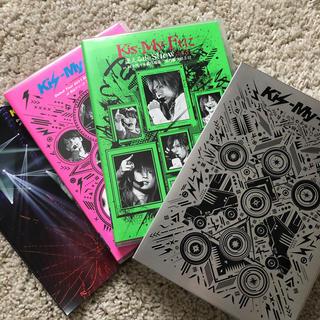 キスマイフットツー(Kis-My-Ft2)のキスマイ ファースト魂DVD(ミュージック)