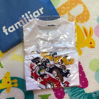ファミリア(familiar)のfamiliar 100シャツ (Tシャツ/カットソー)