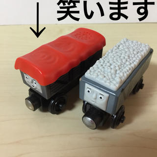 木製トーマス  貨車 セット(電車のおもちゃ/車)