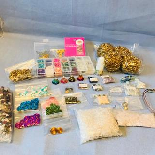 オルゴナイト 材料 素材セット(各種パーツ)