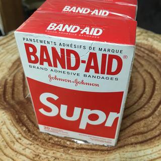 シュプリーム(Supreme)のsupreme Band-Aid バンドエイド 3個パック 日本未発売(その他)