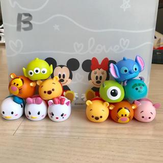 ディズニー(Disney)のツムツム マスコット12個【Bセット】(キャラクターグッズ)