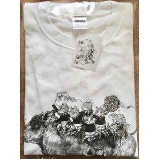 ヒグチユウコ Tシャツ (Tシャツ(半袖/袖なし))