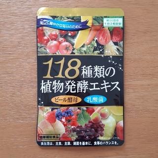 118種類の植物発酵エキス①(その他)