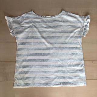 スタディオクリップ(STUDIO CLIP)のスタディオクリップ ボーダー Tシャツ(Tシャツ(半袖/袖なし))