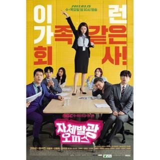 韓国ドラマ 自己発光オフィス Blu-ray版 全16話 送料無料!(TVドラマ)