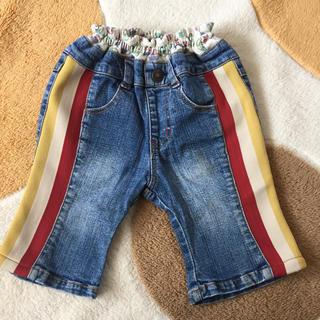 エフオーキッズ(F.O.KIDS)のエフオーキッズ 半ズボン デニム 90(パンツ/スパッツ)
