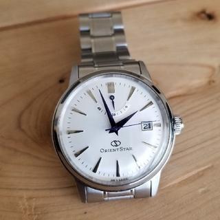 オリエント(ORIENT)のオリエントスター クラシック メンズ パワーリザーブ(腕時計(アナログ))