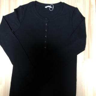 ユニクロ(UNIQLO)のUNIQLO✨未使用(Tシャツ(長袖/七分))