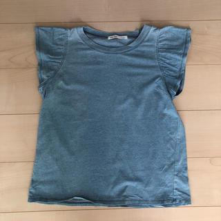 エヘカソポ(ehka sopo)のエヘカソポ デニム Tシャツ(Tシャツ(半袖/袖なし))