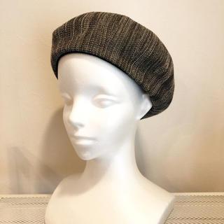 MIXサーモベレー帽☆グレー(ハンチング/ベレー帽)