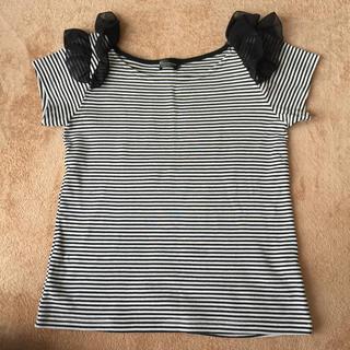 フリルティシャツ(Tシャツ(半袖/袖なし))